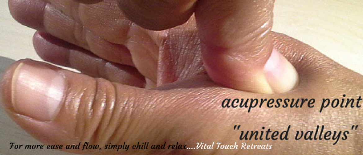 Find relief from tooth gum problems using acupressure