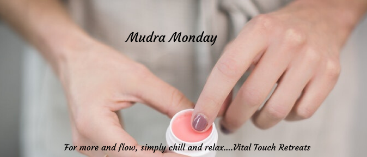 Find relief from tooth gum problems with this mudra