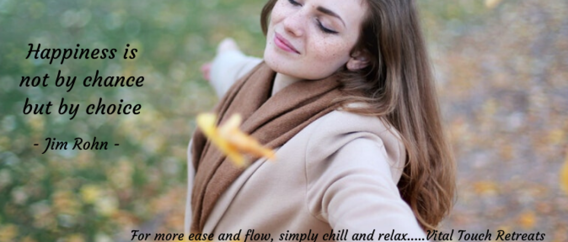 How to allow happiness into your life with more ease