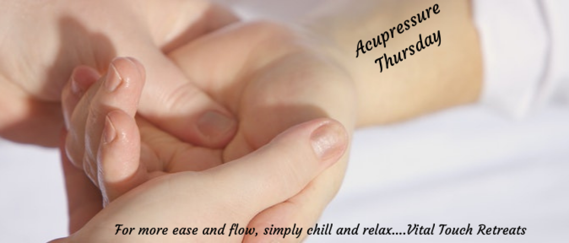 How to find relief from IBS using acupressure