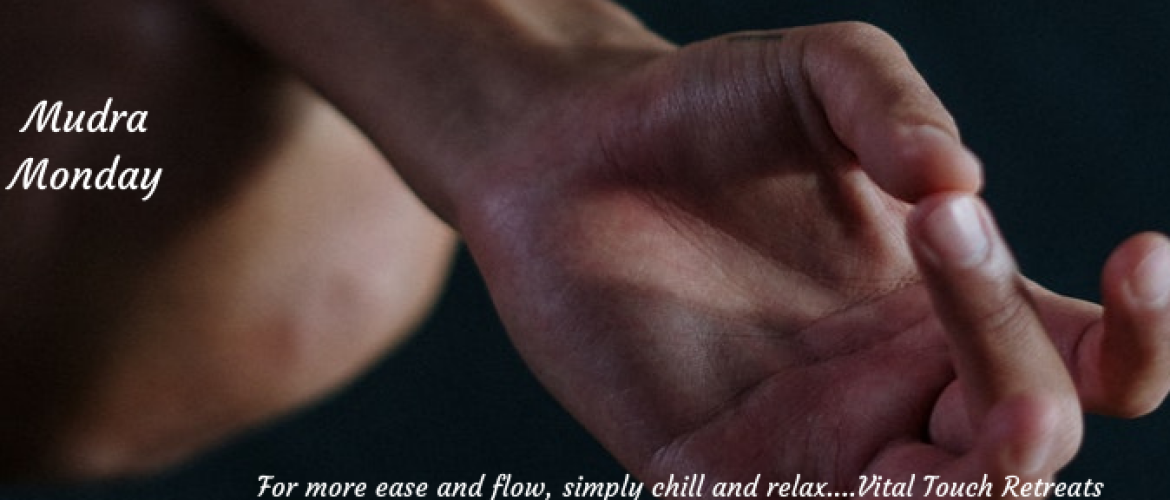 How to find relief from IBS with this mudra