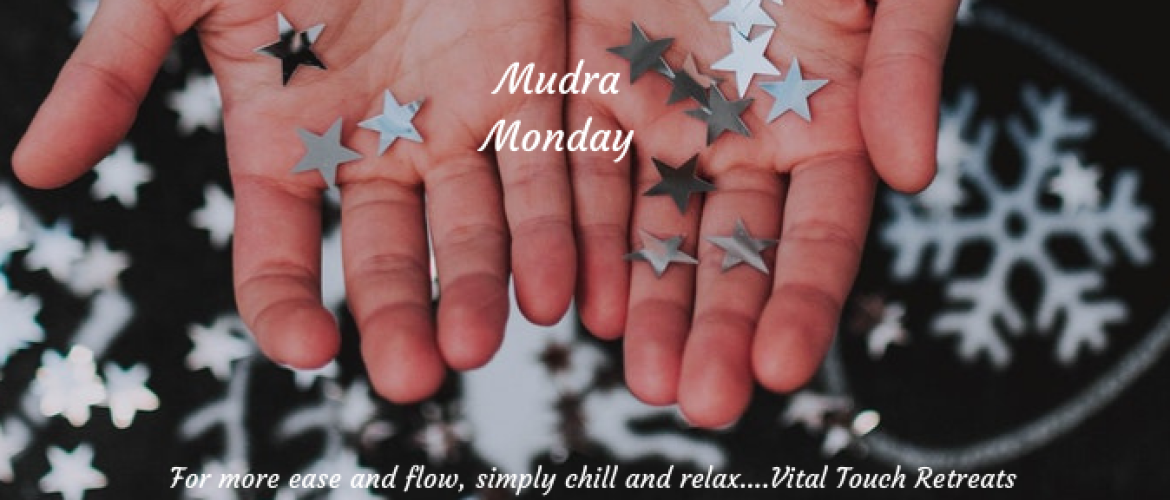How to reduce anxiety with this mudra