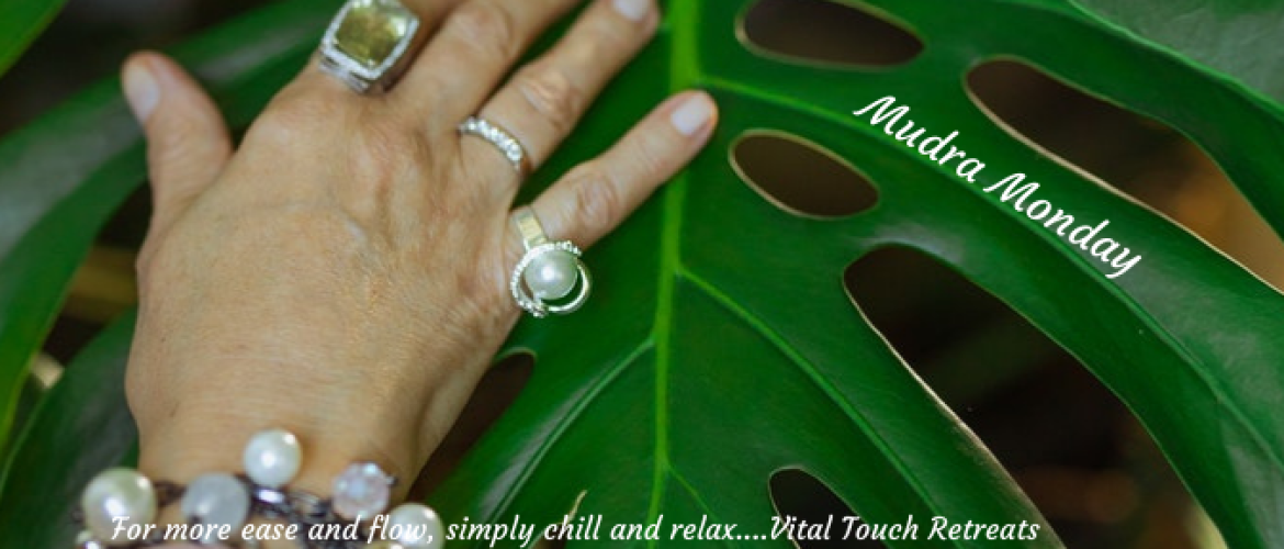 Releasing blocks for more success with this mudra