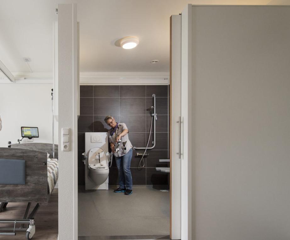 Aangepaste badkamers worden steeds persoonlijker