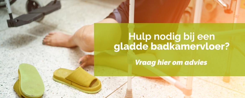 Antislip maken badkamer - Bano Benelux