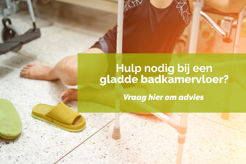 Anti-slip maken van de huidige badkamervloer? Bano Benelux staat voor u klaar.