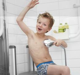 Badkamer hulpmiddelen voor alle leeftijden
