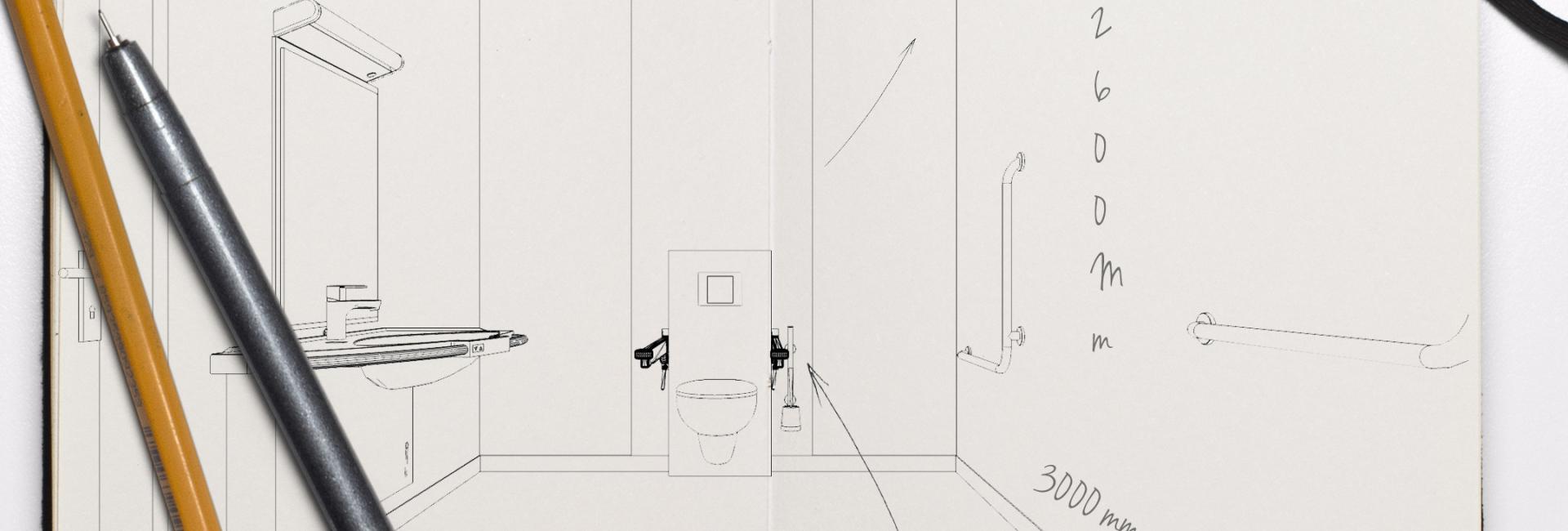 Badkamer renovatie senioren