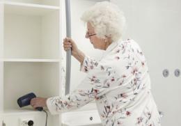 Badkamer voor senioren