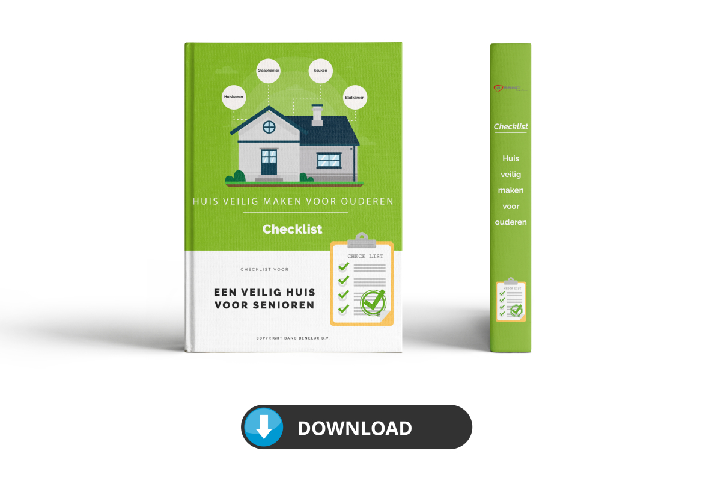 Checklist - huis veilig maken voor ouderen - Bano Benelux