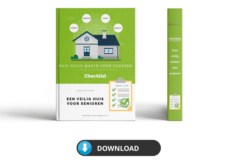 Huis veilig maken voor ouderen - gratis checklist - Bano Benelux