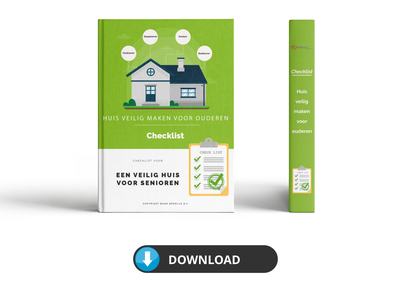 Veilig huis voor senioren - ebook