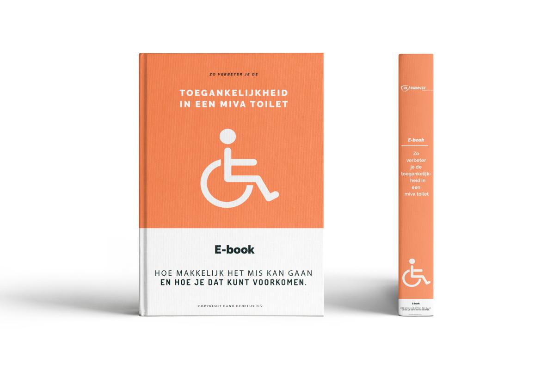 E-book 'Toegankelijkheid in een miva toilet'