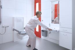 Hulpmiddelen badkamer senioren