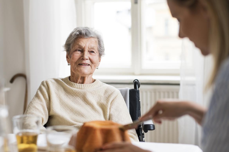 Hulpmiddelen voor ouderen eten en drinken