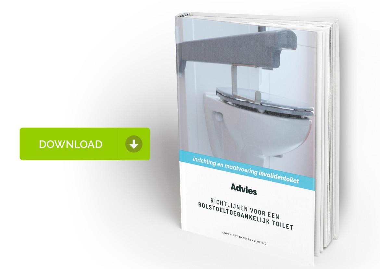 Handboek toegankelijkheid miva toilet