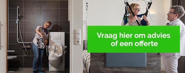 Advies mindervalide toiletten
