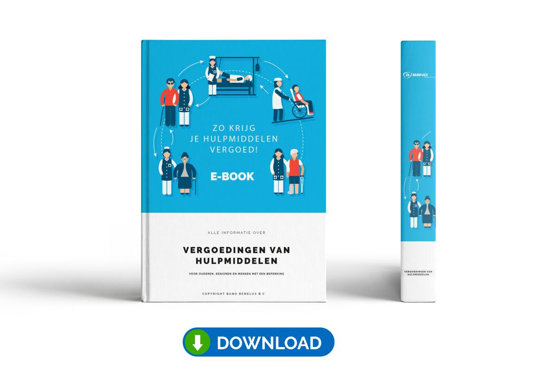 Vergoeding van hulpmiddelen 2020 - Ebook - Bano Zorgbadkamers
