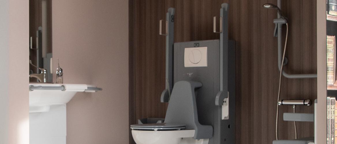 Via de Wmo badkamer aanpassen: hoe regel je dit?