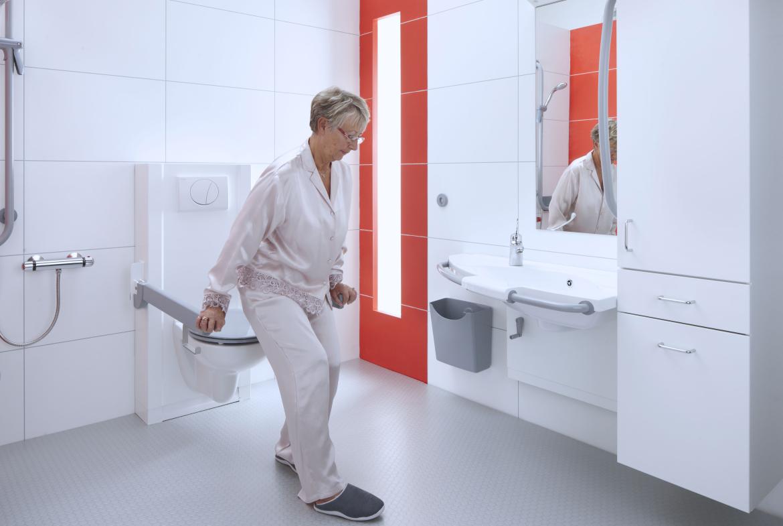 Wat is een mindervalide toilet? (betekenis miva toilet)