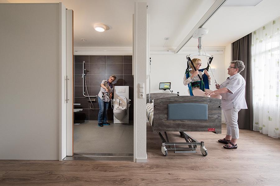 Woningaanpassingwmo2021: aanbouw voor gehandicapten en ouderen