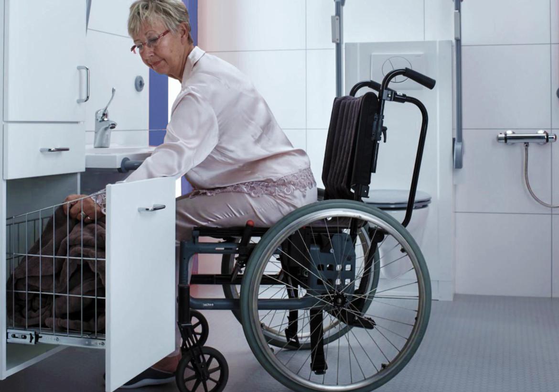 Positie van mensen met een beperking in Nederland verslechterd! - Rolstoel - aangepaste badkamer