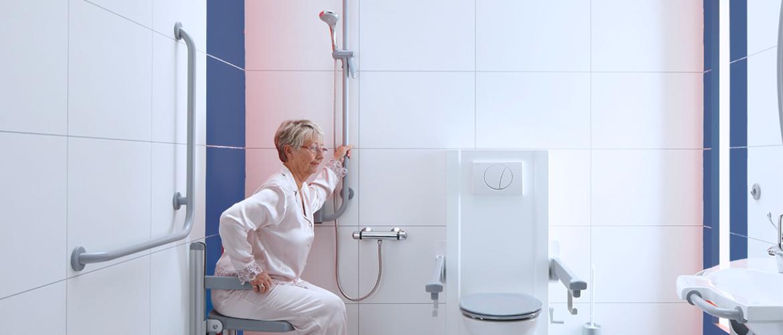 Zorg douche: stappenplan naar meer veiligheid en comfort