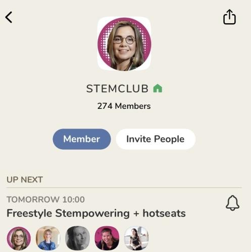 Clubhouse_Stemclub_Barbara_de_Bruyckere_online_stempowercoaching