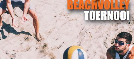 Indoor Beachvolleybal toernooi Beachfabriek