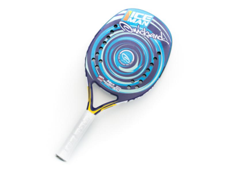 Beachtennis racket beach tennis rackets nederland koop store buy shop Ice Man