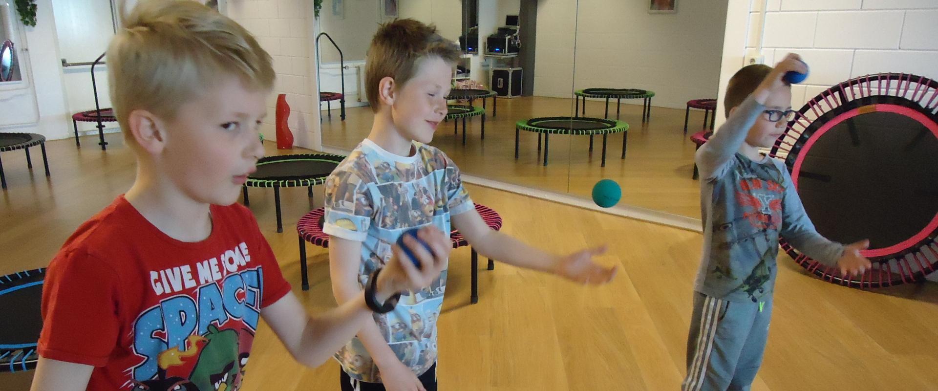 Tafels leren met beweging; effectief en leuk!