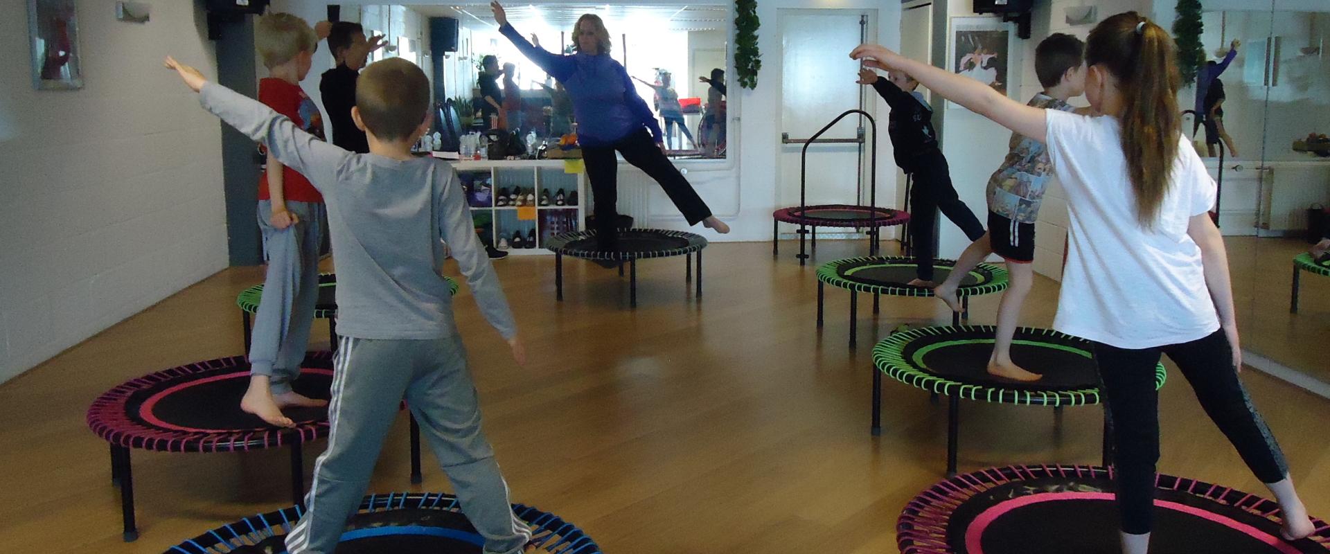 Beelddenkers Leren effectiever met Beweging