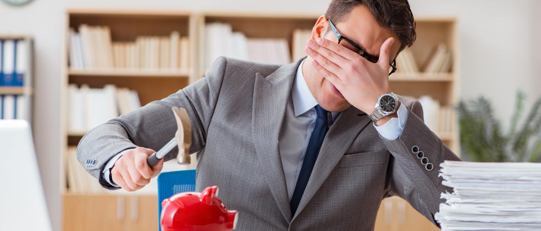 Wat gebeurt er met mijn aandelen als een bedrijf of broker failliet gaat?