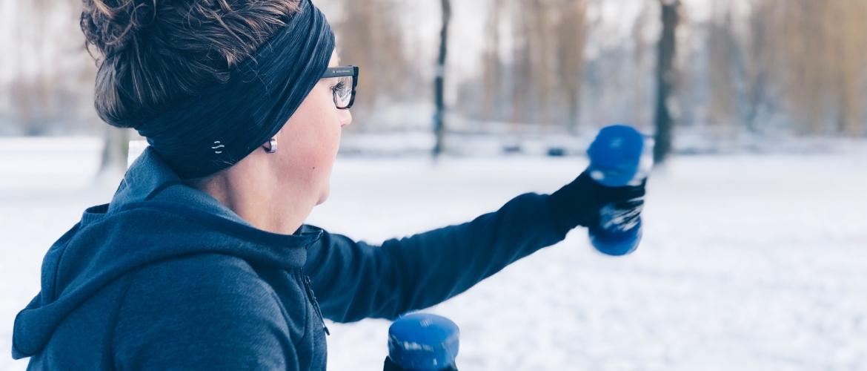 Sporten in de kou! 5 belangrijke tips