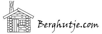logo berghutje alm vakantie almhutje oostenrijk
