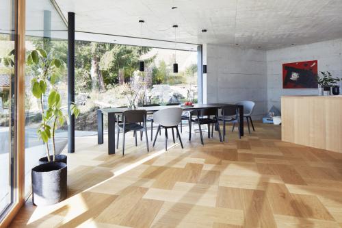 Bauwerk Parkett - Formpark - Oak Avorio