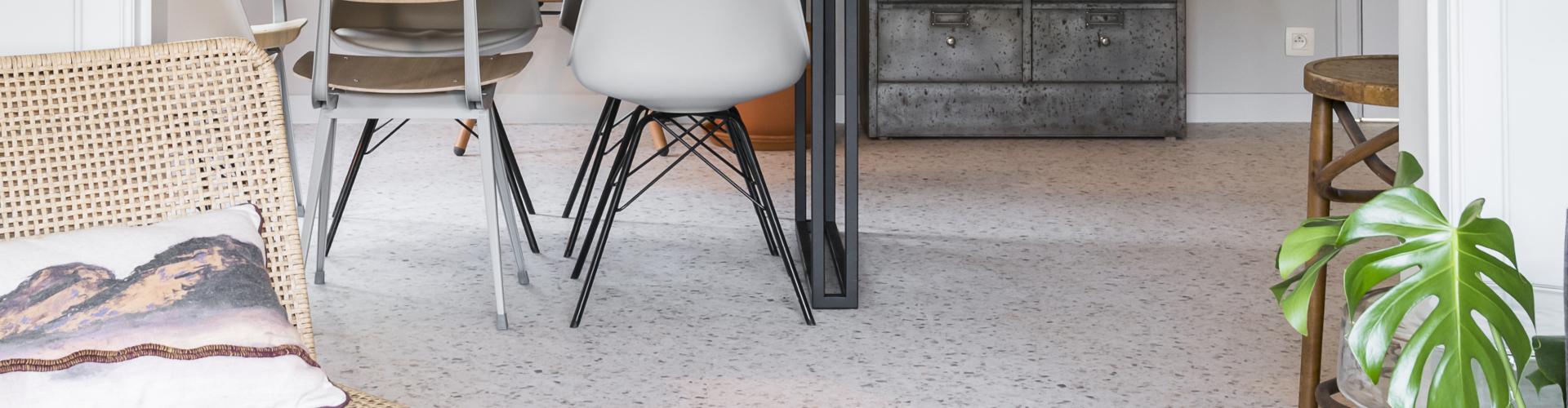 PVC tegels van Floorify
