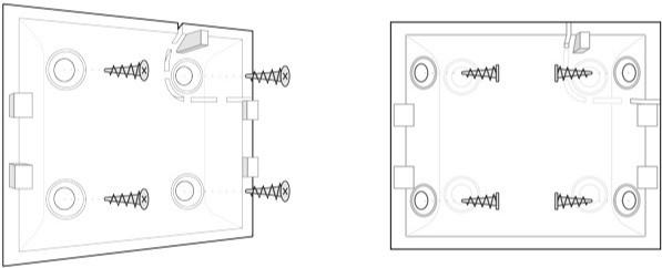 AJAX MotionProtect handleiding montage instructie