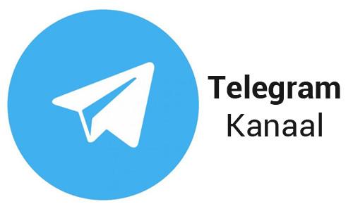 Deelnemen aan Telegram kanaal