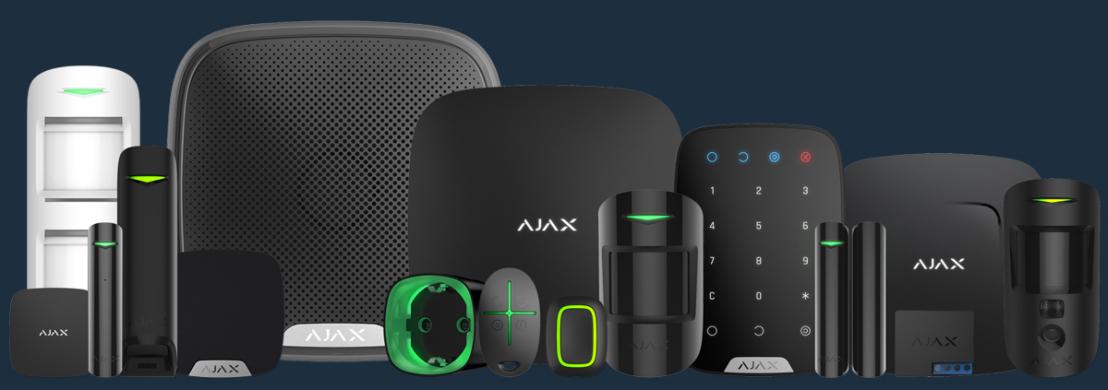 AJAX Alarmsysteem | Partner AJAX Systems