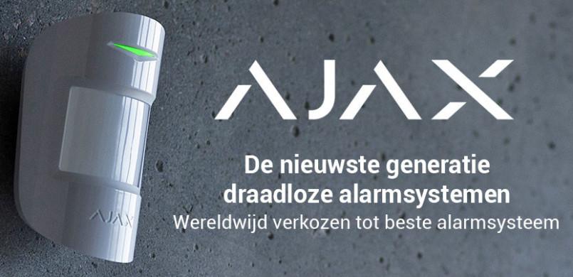 AJAX Alarmsysteem kwaliteiten