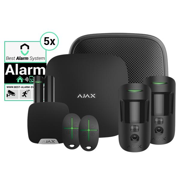 AJAX Alarmsysteem startpakket