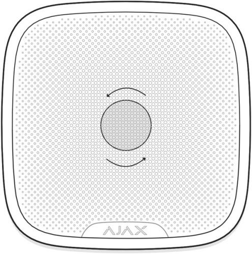 Replace batteries in the AJAX StreetSiren step 2