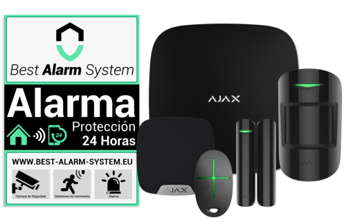 AJAX alarm system basic package