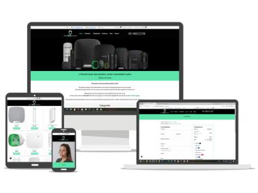 Best Alarm System - Webshop AJAX alarm systeem