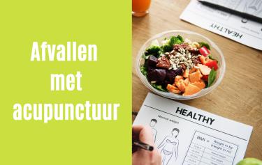 acupunctuur afvallen Eindhoven & Best