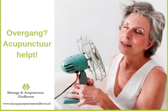 Overgangsklachten acupunctuur Eindhoven & Best
