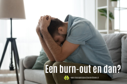 Burn out herstellen met acupunctuur
