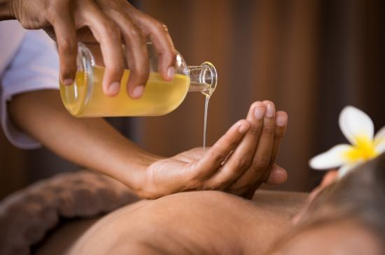 holistische energetische massage