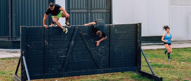 Een obstacle run; wat kun je als deelnemer verwachten?